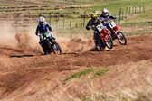 Motocross — ストック写真