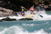 Rafting competition — Photo