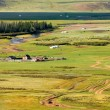 Valley of river in north Mongolia — Stock Photo #22164793