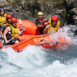 Rafting competition — Stock Photo #22455271