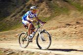 Unvergessliche Bike-Abenteuer-Wettbewerb — Stockfoto