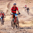 Mountain bike competition — Stock Photo #23224152