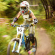 ������, ������: Extreme mountain bike competition