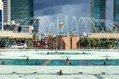 Astana - stolicy kazachstanu — Zdjęcie stockowe