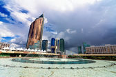 Astana - the capital of Kazakhstan — Stock Photo