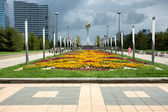 Astana - the capital of Kazakhstan — Stock fotografie