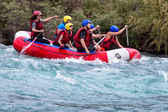 Rafting — Stock Photo