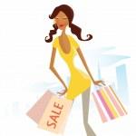 Sale now! — Stock Vector #3297446