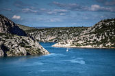 River Krka Estuary — Stock Photo