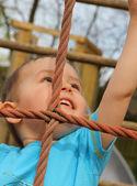 Infantil al aire libre — Foto de Stock