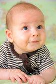 Un bebé hermoso — Foto de Stock