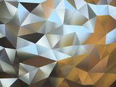 金属片の抽象的なパターン — ストック写真