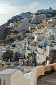 Town of Fira, Santorini, Thira — Stock Photo
