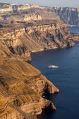 Island of Santorini, Thira — Stock Photo