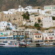 Venetian fortress in Naxos — Stock Photo