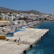 Port of Tinos Island — Stock Photo