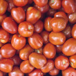 Stock Photo: Red RomTomatoes on Display