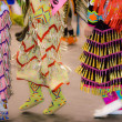 Dancing Moccasins - Stock Photo
