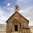 Stock Photo: Pioneer Church at Bodie Ghost Twon
