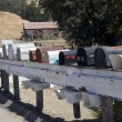 Rural Mailboxes — Stock Photo #13253629