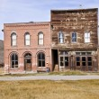 Stock Photo: Old West Ghost Town