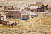 Vista of a Ghost Town — Stock Photo
