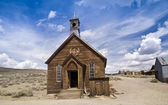Frontier Church — Stock Photo
