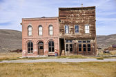 Old West Ghost Town — Stock Photo