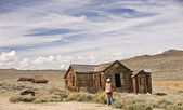 Photographing the Old West — Stock Photo