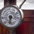 Engine Order Telegraph — Stock Photo