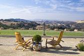 California Wine Country Vista — Stock Photo