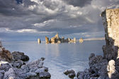 Magic on Mono Lake — Stock Photo
