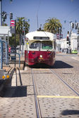 San Francisco Streetcar — Zdjęcie stockowe