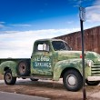 Old Time Truck on Route 66 — Stock Photo