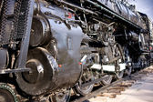 Steam Power Locomotive — Stock Photo