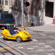 San Francisco Go-Car - Stockfoto