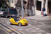San Francisco Go-Car — Stock Photo