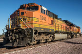 Diesel Locomotives — Stock Photo
