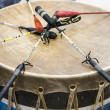Pow Wow Drum — Stock Photo #21601865