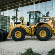 Caterpillar 966K Loader - Stock Photo