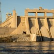 Colorado River Dam — Stock Photo