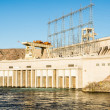 Hydroelectric Power Generation - Stock Photo