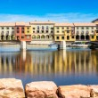 Stock Photo: Lake Las Vegas