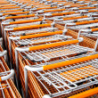 Stock Photo: Shopping Carts