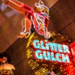Stock Photo: Glitter Gulch
