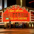 Stock Photo: CaliforniHotel & Casino