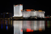 Laughlin Nevada Casino Row — Stock Photo