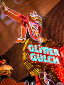Glitter Gulch — Stock Photo