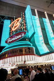 Binion's Casino in Las Vegas — Stock Photo