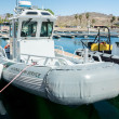 Park Service Patrol Boats — Stock Photo